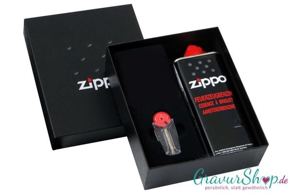 Zippo Geschenk Set ohne Zippo
