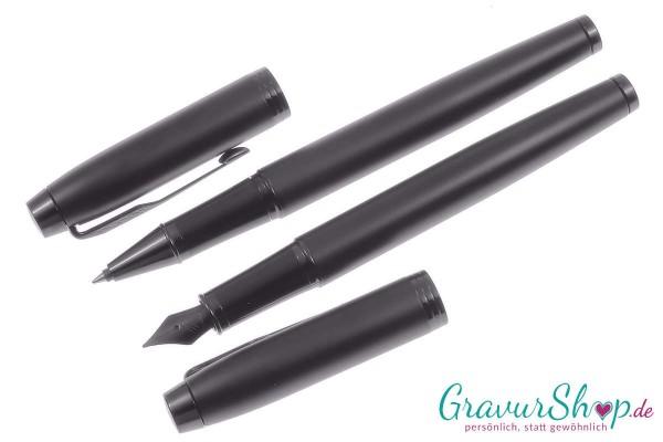 IM Parker Füller-Tintenroller chromatique schwarz