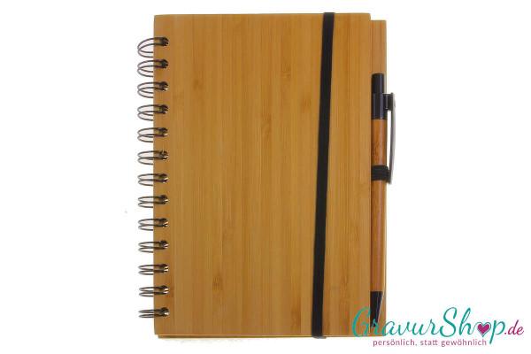Bambus Notzblock 02 groß