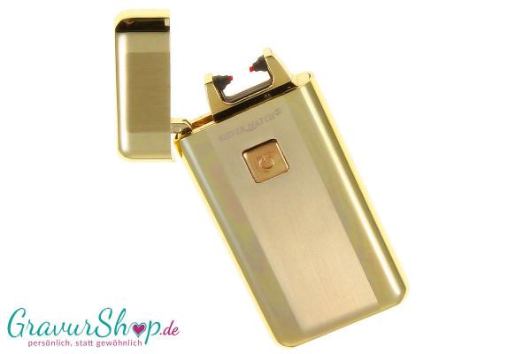 USB Lichtbogen Feuerzeug mit Gravur 07