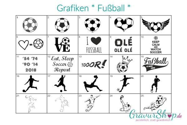 Grafiken Fußball