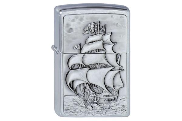 Pirates Ship Emblem