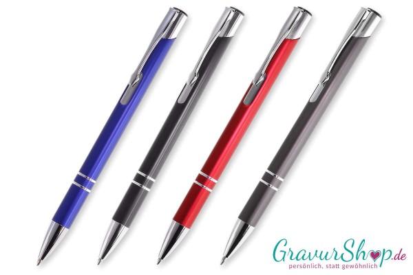 Kugelschreiber 07 mit individueller Gravur