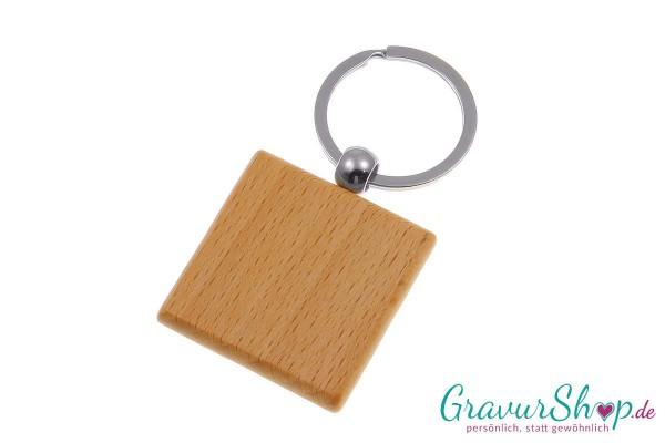 Schlüsselanhänger Nr. 77 mit Gravur