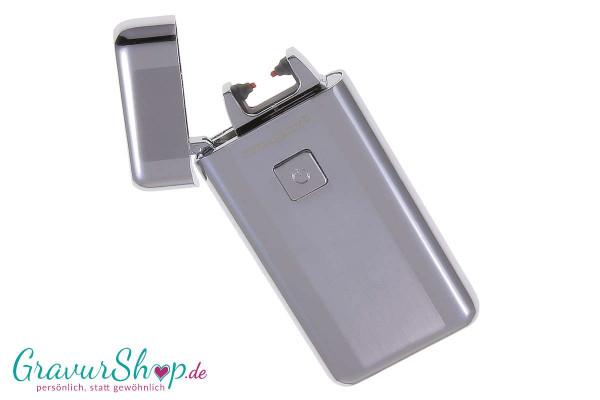 USB Lichtbogen Feuerzeug mit Gravur 06