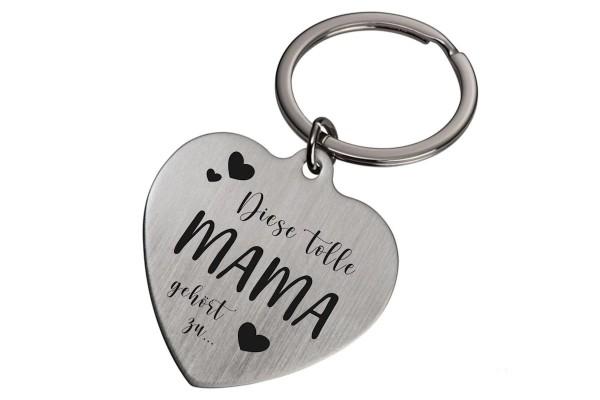 Schlüsselanhänger 14 * Mama