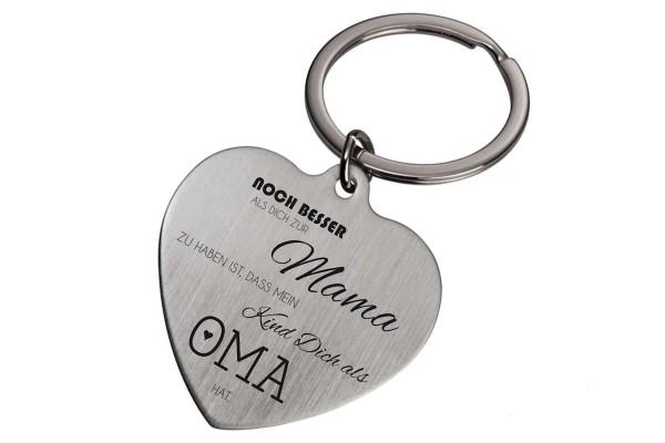 Schlüsselanhänger 14 * Oma