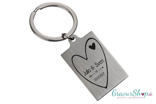 Schlüsselanhänger 56 Liebe