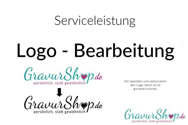 Logo-Bearbeitung