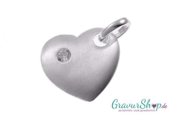 Silberanhänger 15 mit Gravur
