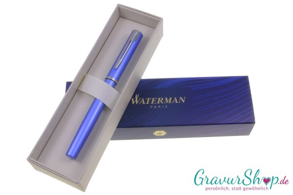Waterman Füller 03 blau