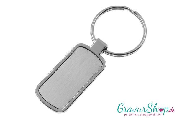 Schlüsselanhänger 10 mit Gravur
