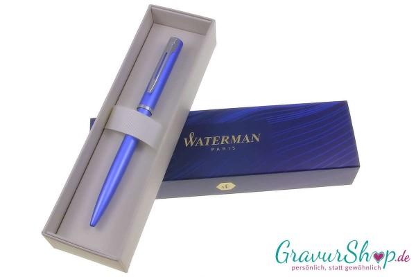 Kugelschreiber 09 Blau mit Gravur