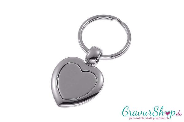 Schlüsselanhänger 04 mit Gravur