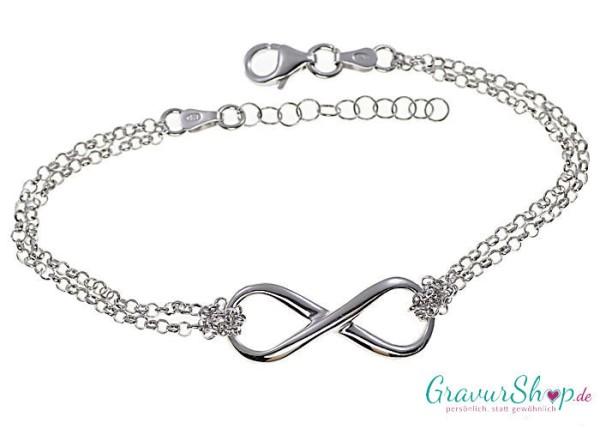 Infinity Armband 02