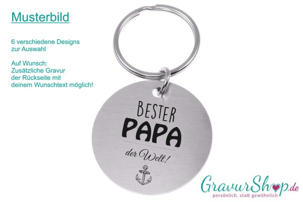 Schlüsselanhänger 61 Papa