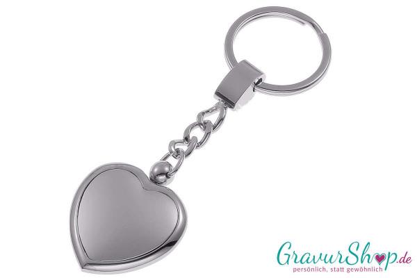 Schlüsselanhänger 02 mit Gravur