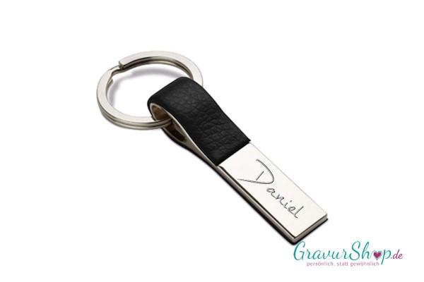 Schlüsselanhänger Nr. 43 mit Gravur