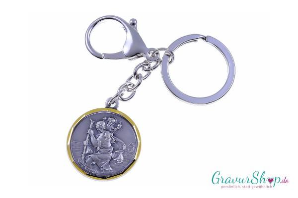 Schlüsselanhänger Nr. 24 mit Gravur