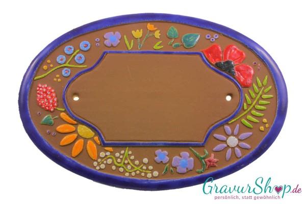 Keramikschild Nr. 08