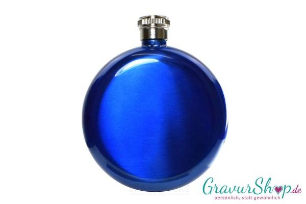 Flachmann 17 D blau