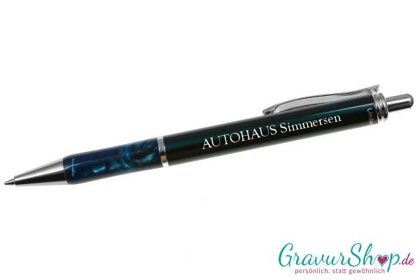 Kugelschreiber 12f mit Gravur