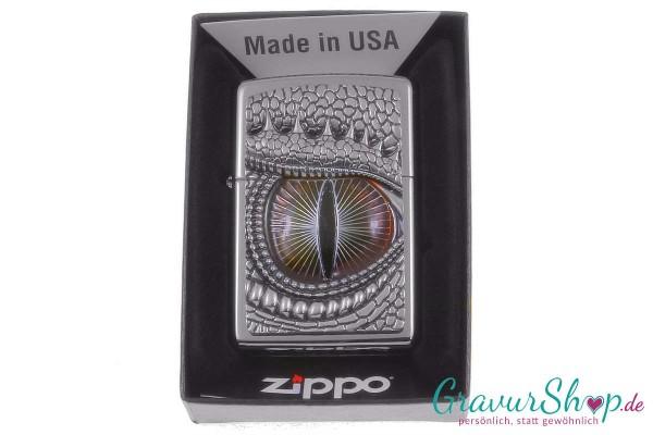 Zippo Emblem Attached