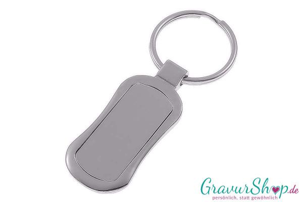 Schlüsselanhänger 21 mit Gravur