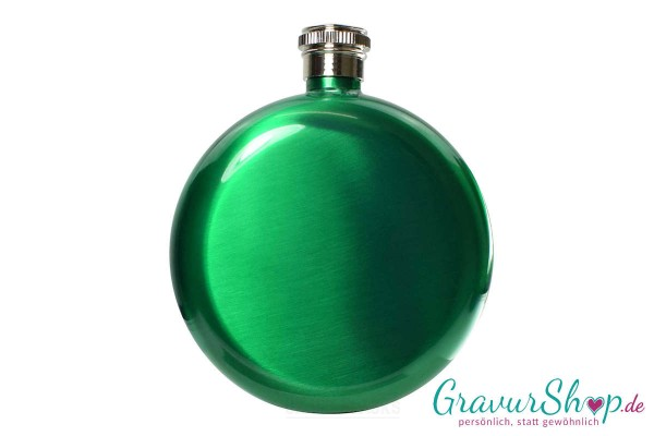 Flachmann 17 B grün